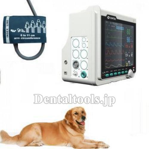 CONTEC-CMS®CMS6000生体モニター 心電図モニター(無呼吸アラーム搭載)-(動物使用可能)