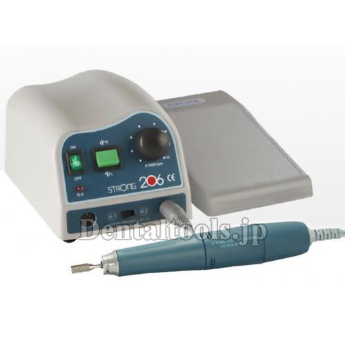 SAESHIN® Strong206-103Lデンタルラボ用マイクロモーター